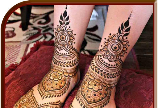 Latest Mehndi Designs 2019