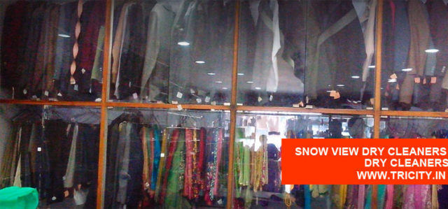 SNOW VIEW DRY CLEANERS