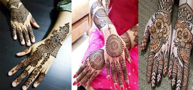 Style Mhendi Design
