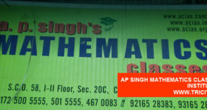 Ap Singh Mathematics Classes