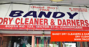 Bandy Dry Cleaners Darner