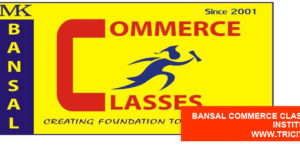 Bansal Commerce Classes