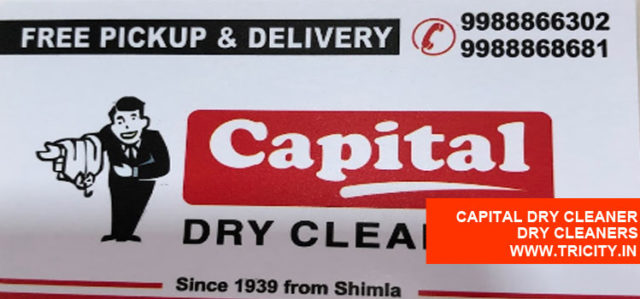 CAPITAL DRY CLEANER