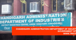 CHANDIGARH ADMINISTRATION DEPARTMENT OF INDUSTRIES