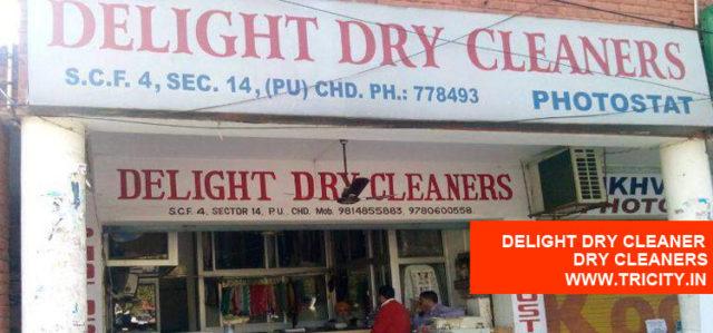 Delight Dry Cleaner