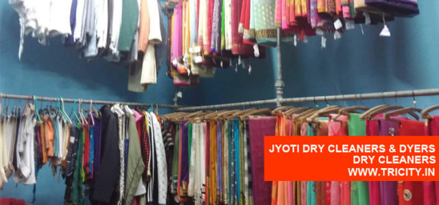 Jyoti Dry Cleaners & Dyers