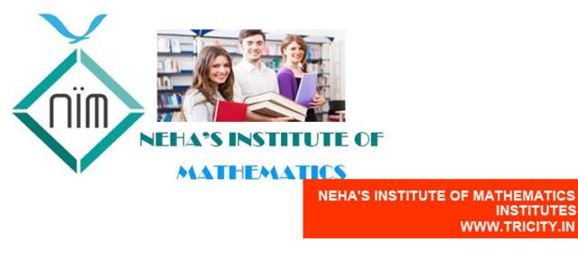 Neha's Institute Of Mathematics