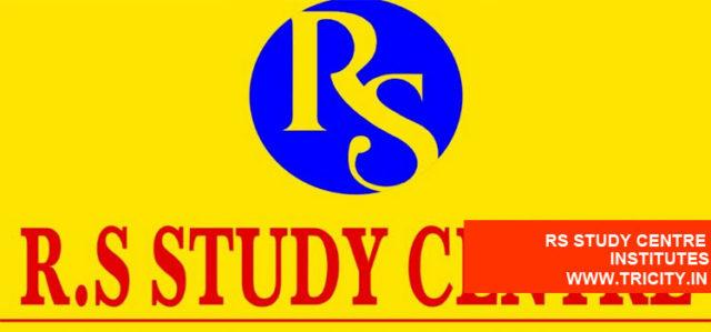 RS STUDY CENTRE