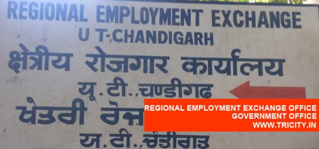Regional Employment Exchange Office
