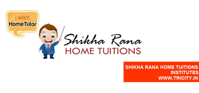 Shikha Rana Home Tuitions