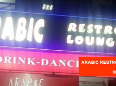 Arabic Restro Bar Lounge