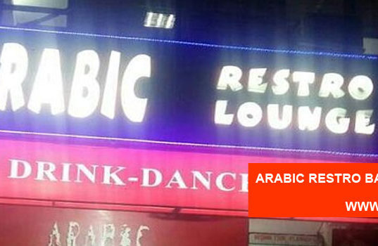 Arabic Restro Bar Lounge