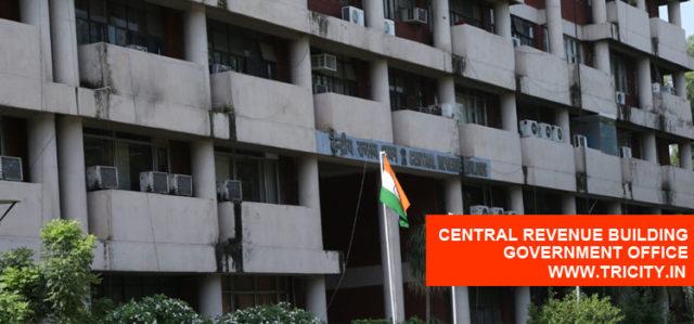 Central Revenue Building