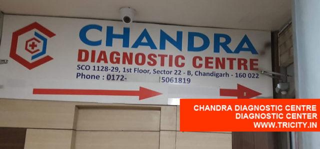 Chandra Diagnostic Centre