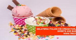 Gelateria Italian Ice Cream Parlour