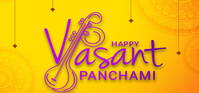 Happy Basant Panchami 2020