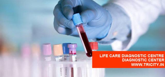 LIFE CARE DIAGNOSTIC CENTRE