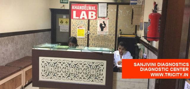 Sanjivini Diagnostics