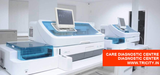 CARE DIAGNOSTIC CENTRE