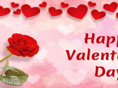 happy valentine day 2020