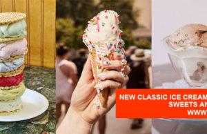 New Classic Ice Cream Parlour
