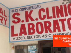 SK CLINICAL LABORATORY